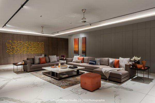 Saraf's Residency